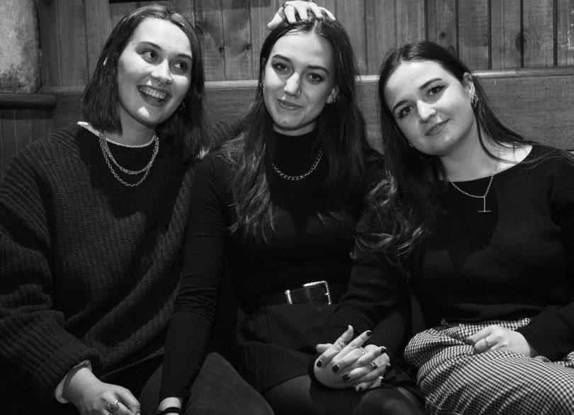 Anna, Scarlett and Neve