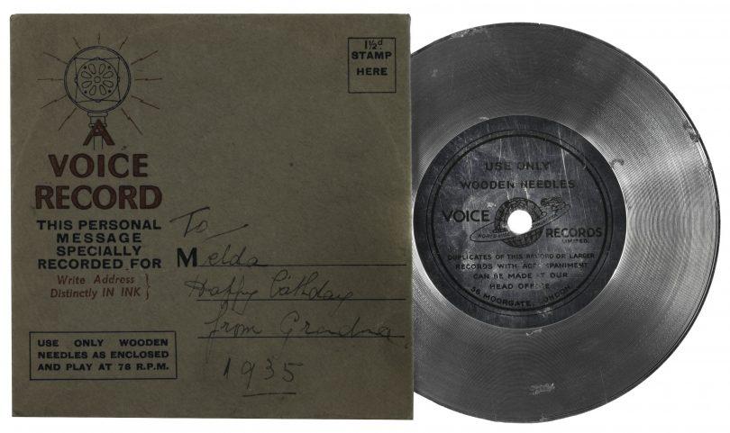 1930's record