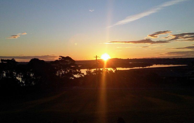 Marlo in eastern Victoria.