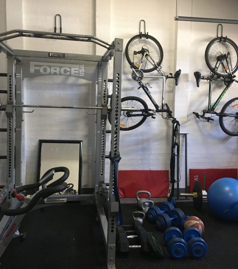 The home gym