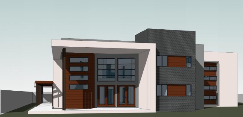 Proposed Islamic cultural centre in Scullin