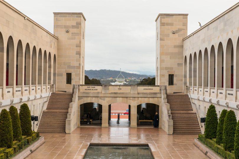 AWM Australian War Memorial Photo: Michelle Kroll