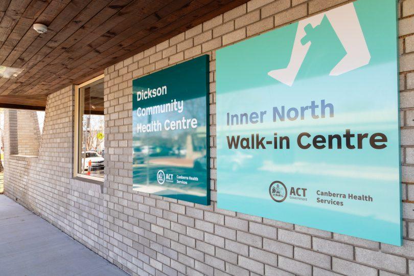 The Inner North Walk-in Centre