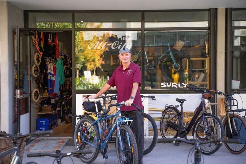 Kingston Foreshore Cycles