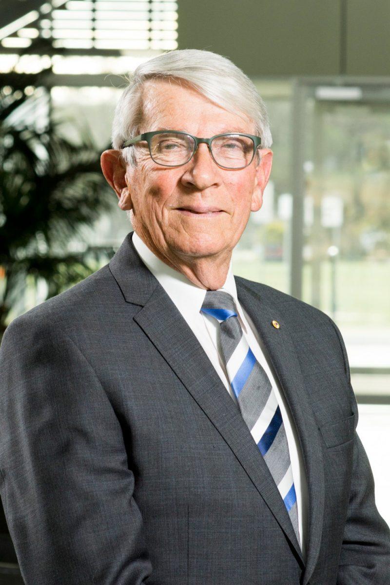 Councillor Peter Bray