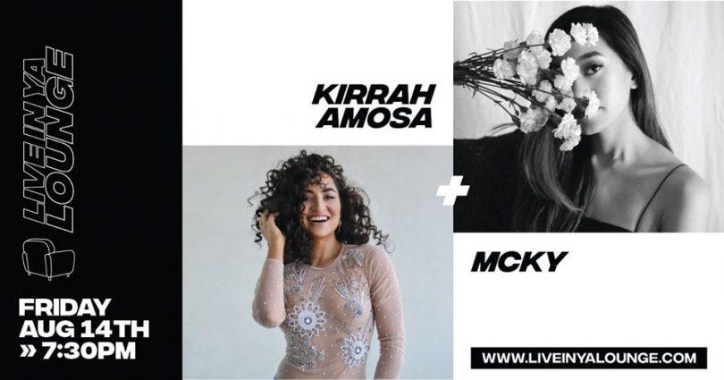 Kirrah Amosa and MCKY