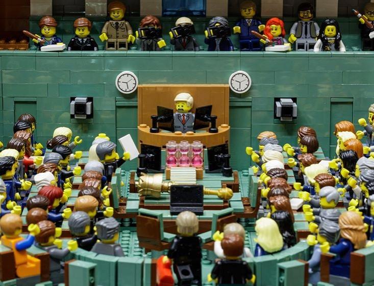 Lego Parliament