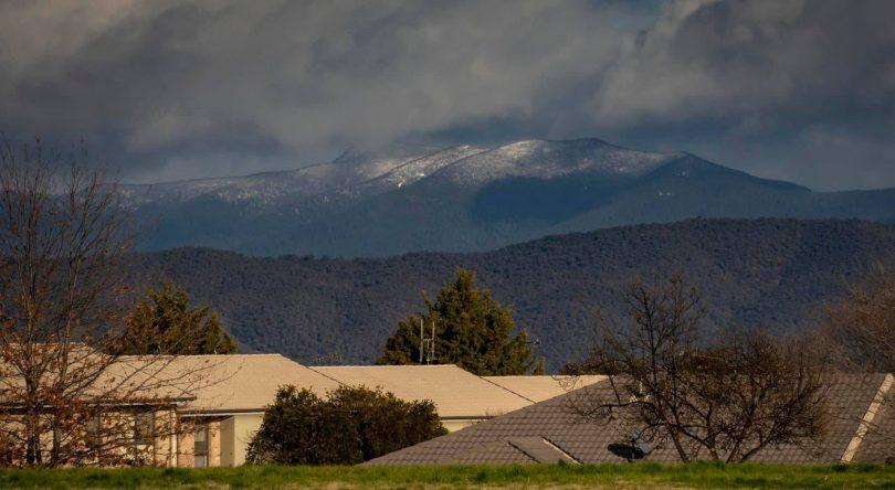 Mount Tidbinbilla
