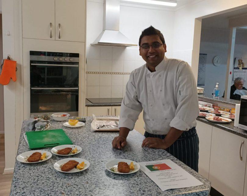 Chef Abu Chaleh