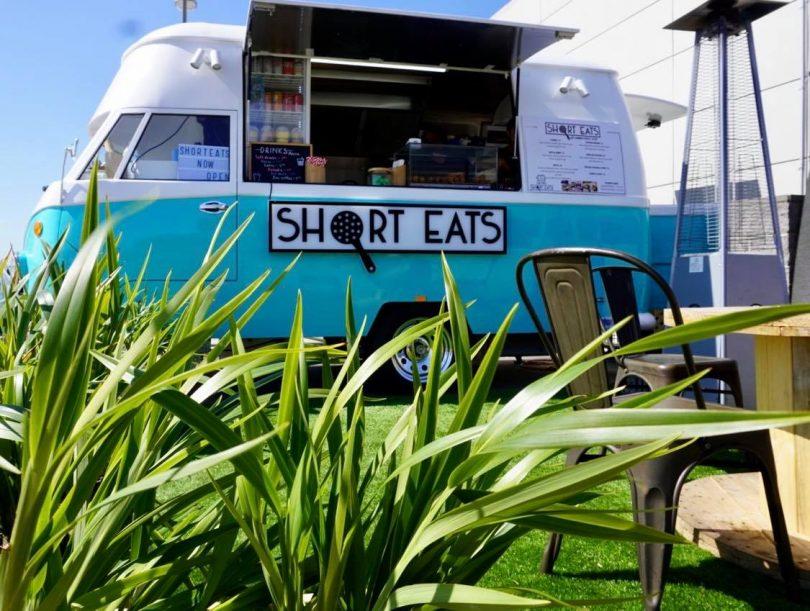 Short Eats Sri Lankan Food Van