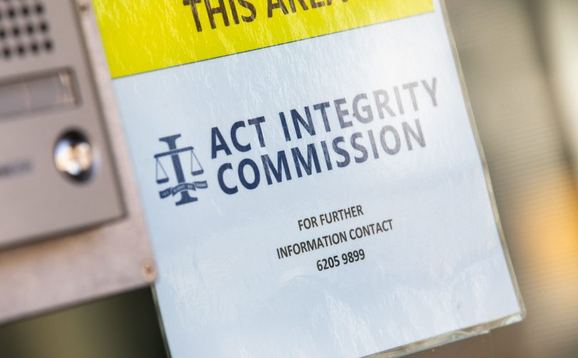 ACT Integrity Commission