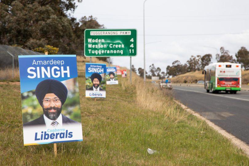 Election corflutes