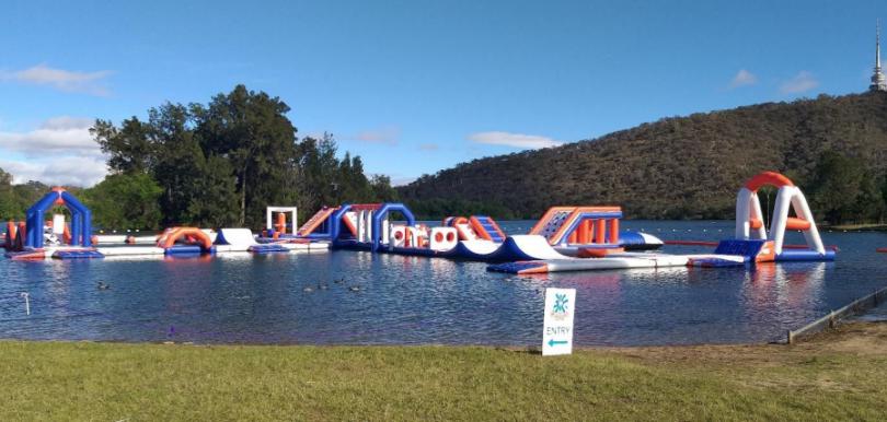 Canberra Aqua Park