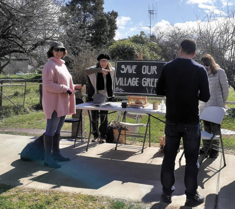 Residents of Bungendore