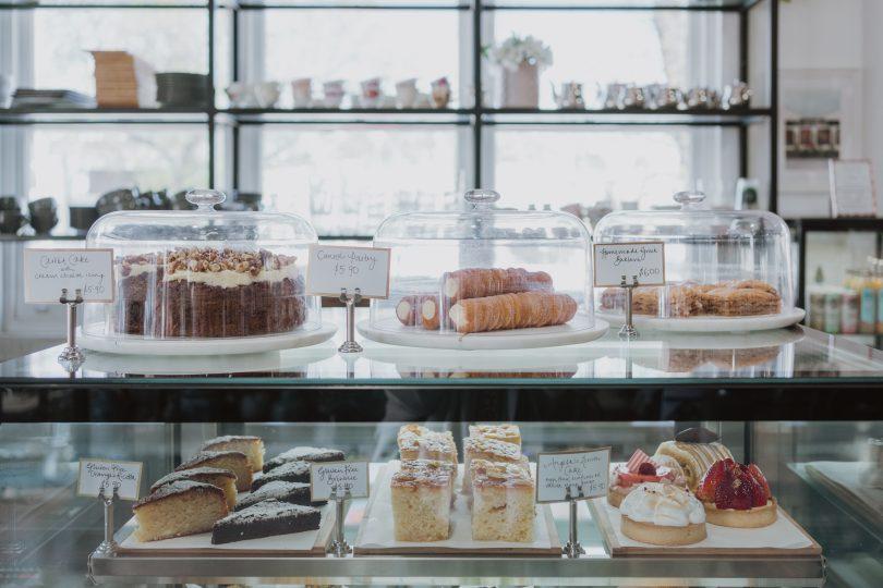 Sweet treats at Emporium Espresso.