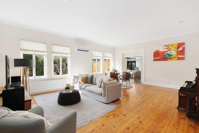 Fresh, modern living spaces