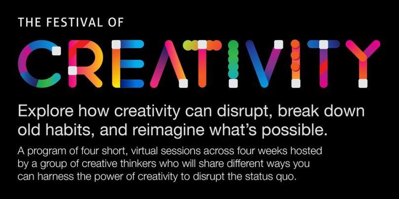 CBRIN presents Where Innovation & Creativity Collide - Festival of Creativity 2020