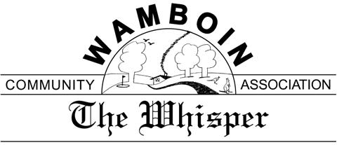 The Wamboin Whisper