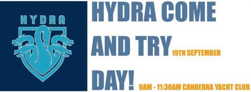 Hydra Youth Dragon Boat Club