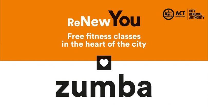ReNewYOU free Zumba class in the city!