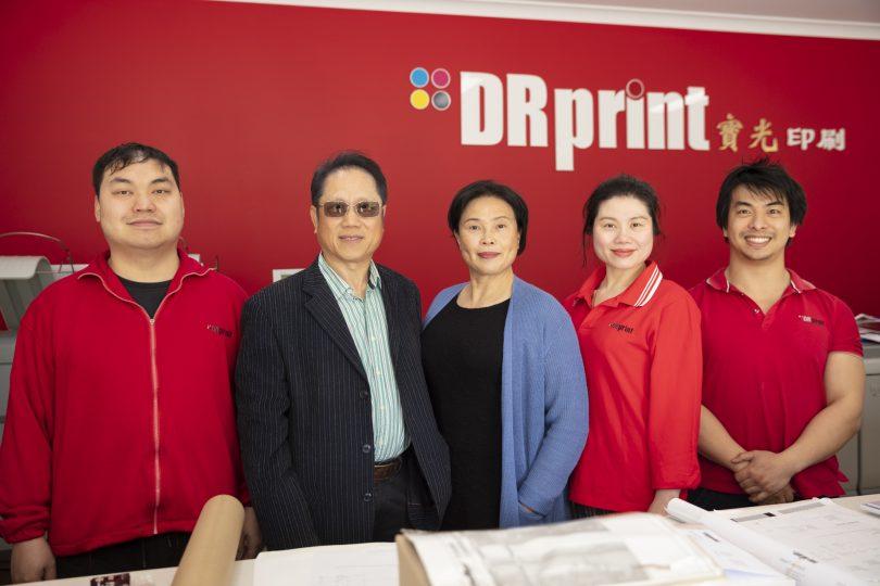 DR Print