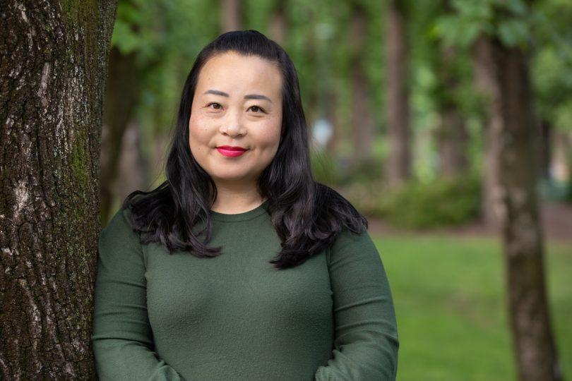 Elizabeth Lee MLA Leader ACT Liberals