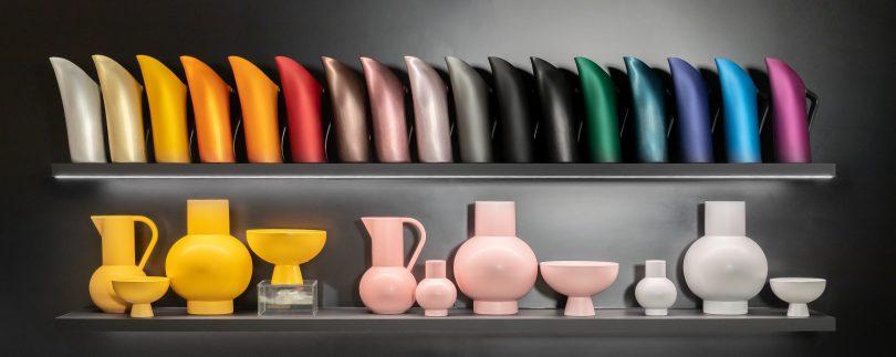 Ceramics in the Art Store