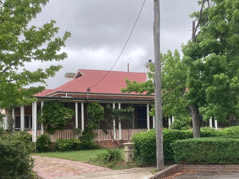 House at 22 Hurst Street in Goulburn.