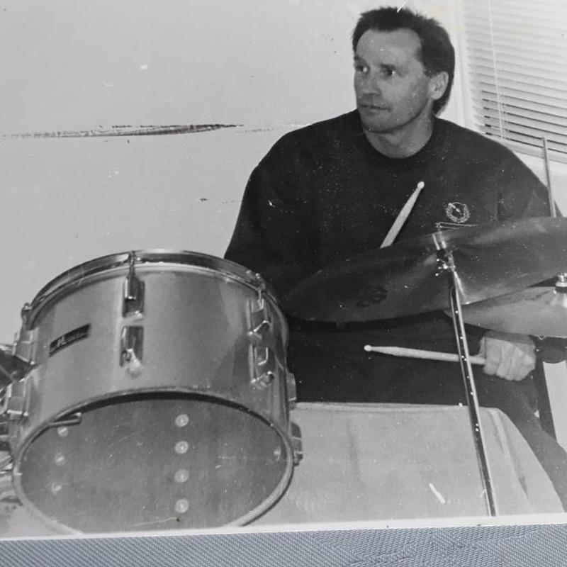 Historic photo of Ian Aldridge