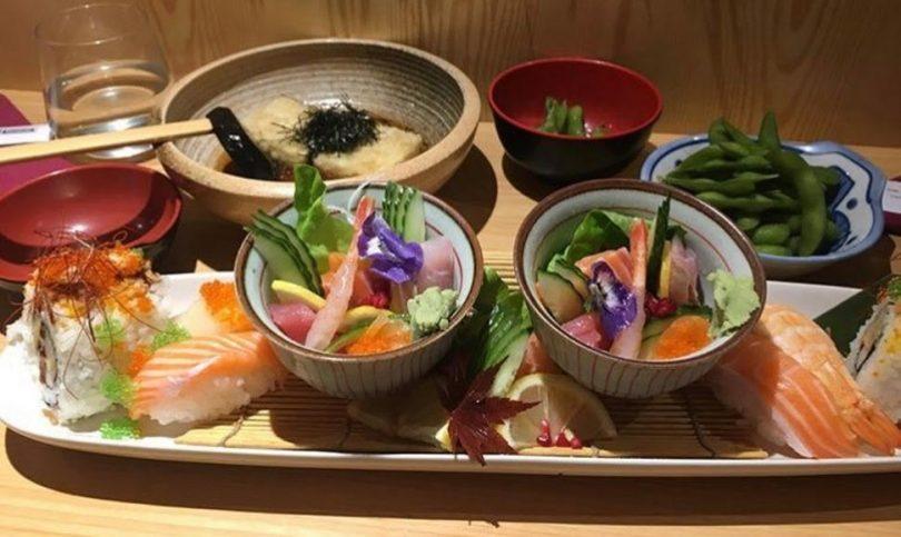 Wagyu Premium Beef Ninja Banquet at Iori