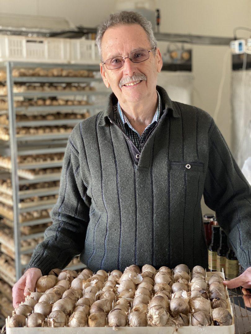 John Pye Bredbo Black Garlic