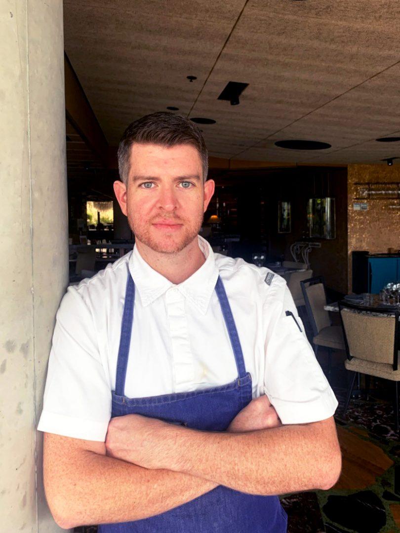 Chef Paul Wilson