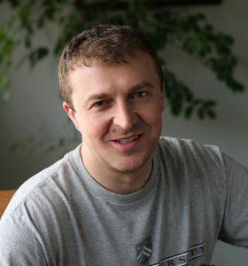 Professor Hrvoje Tkalcic.