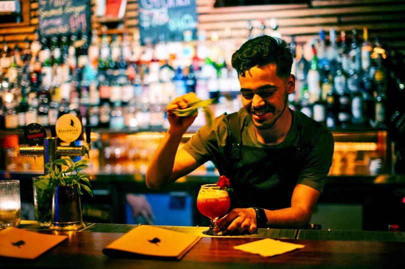 Bartender Prabin