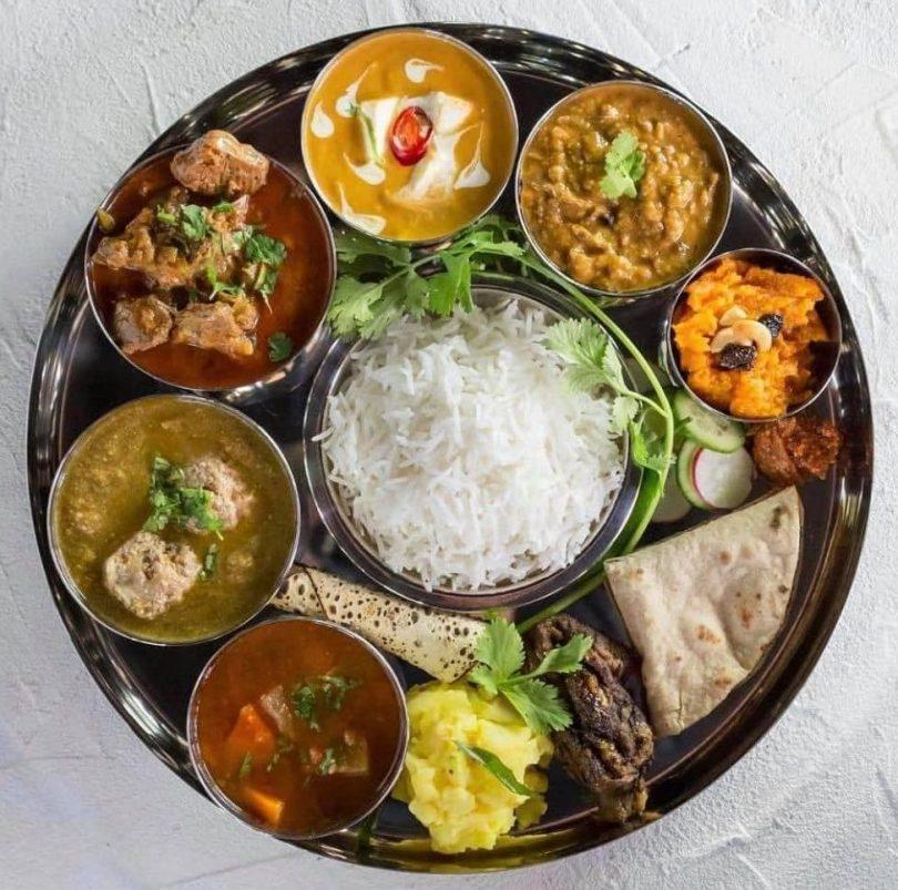 Indian cuisine from Daana