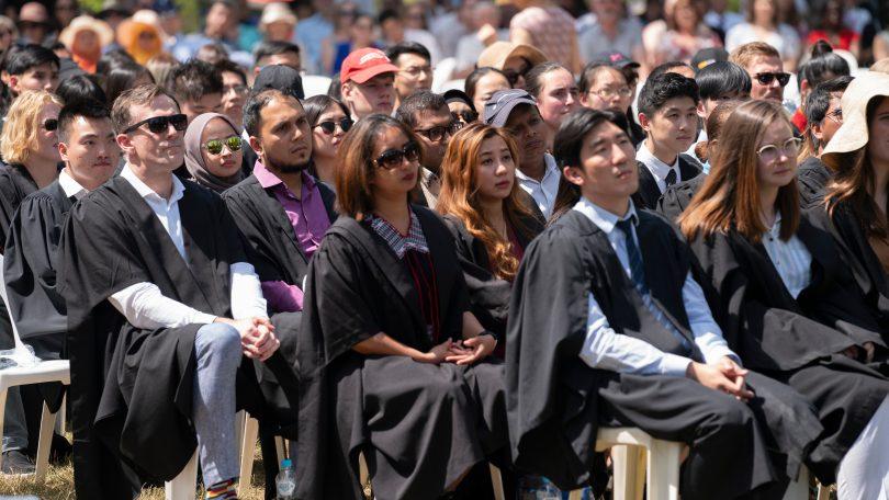 ANU graduates