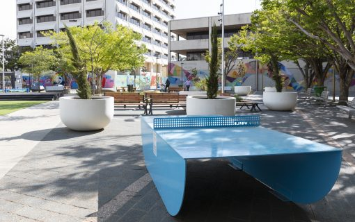 Is Woden Town Square really a great place?