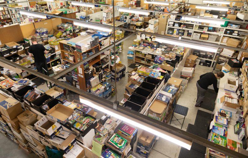 Lifeline Book Warehouse