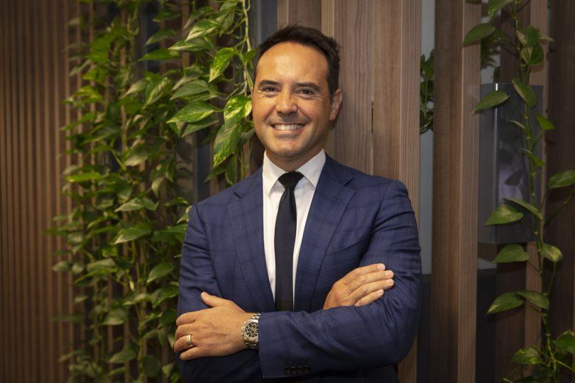 Massimo Di Maio from Meyer Vandenberg