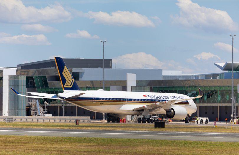 Government-facilitated repatriation flight