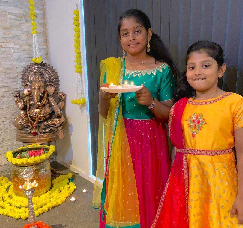 Canberra's Indian community celebrate Diwali