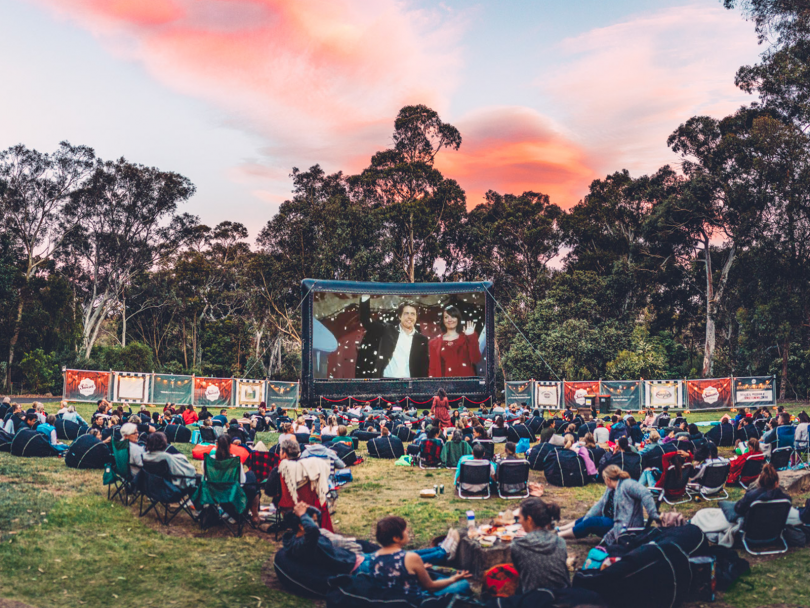 The Sunset Cinema returns