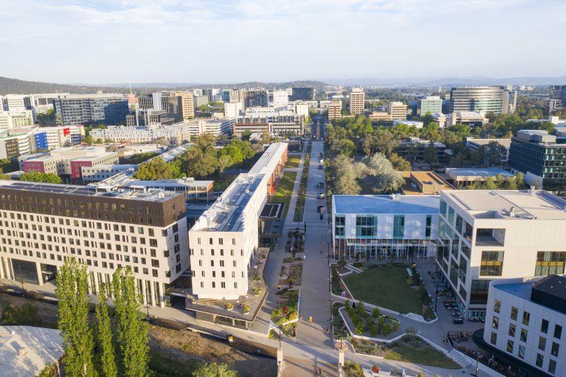 University Avenue ANU