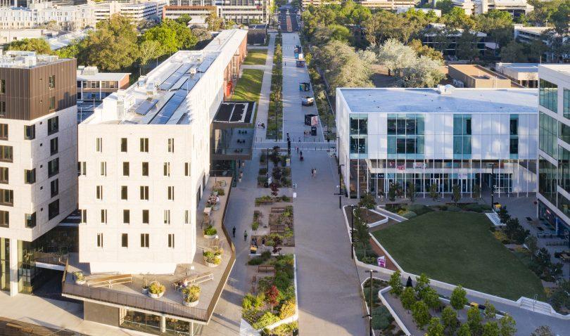 University Avenue, ANU