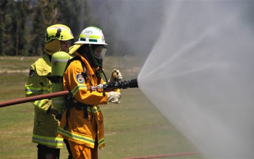 Girls on Fire program encourages women into firefighting ranks