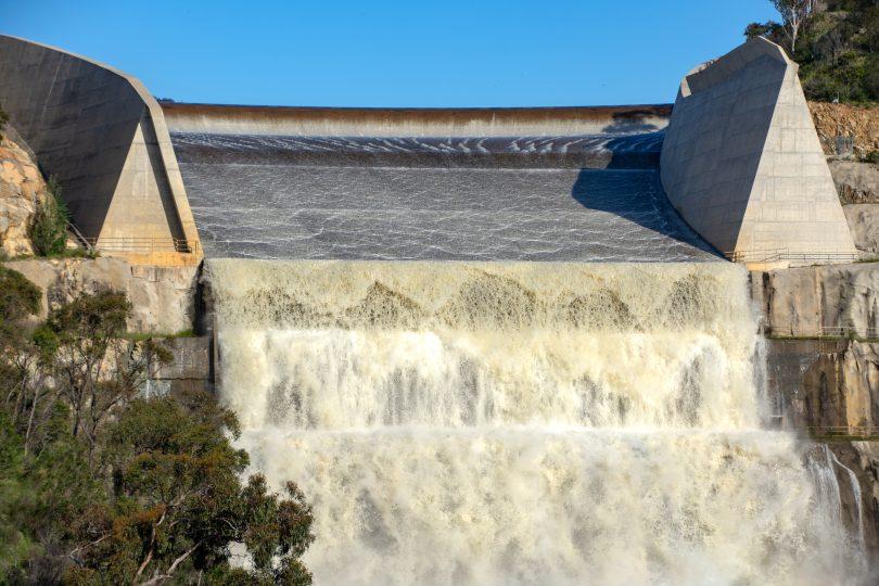 Googong Dam