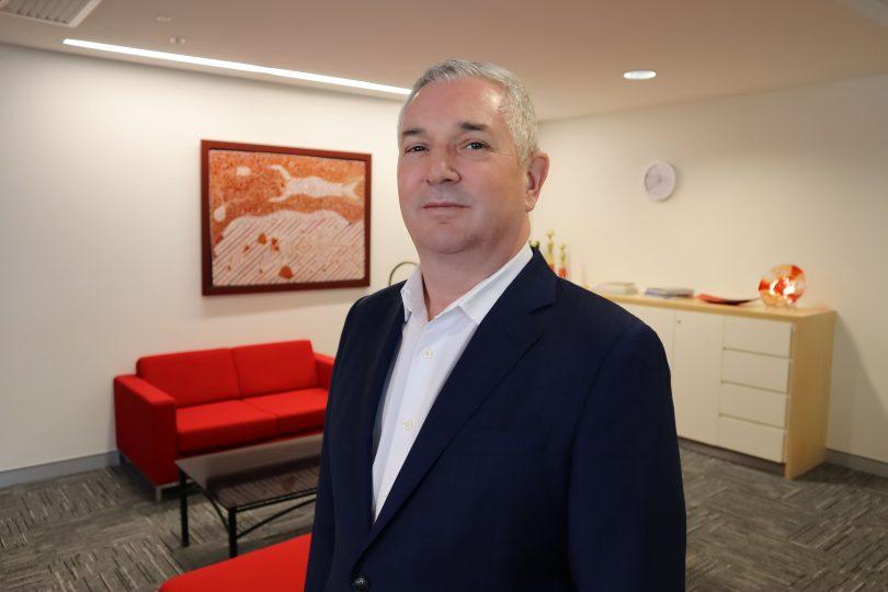 Graham Catt, CEO, Canberra Business Chamber