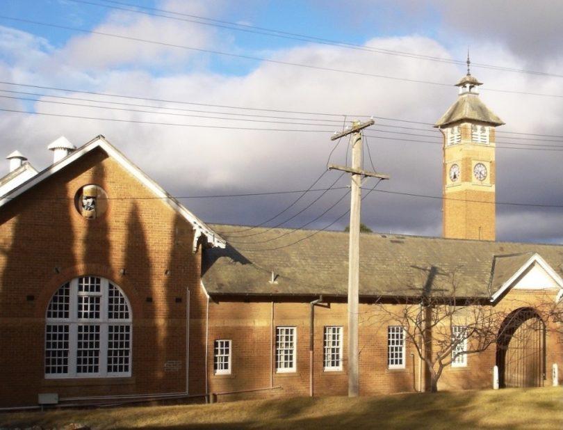 Kenmore's psychiatric hospital