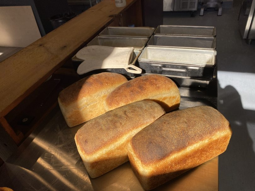 UNDER loaves