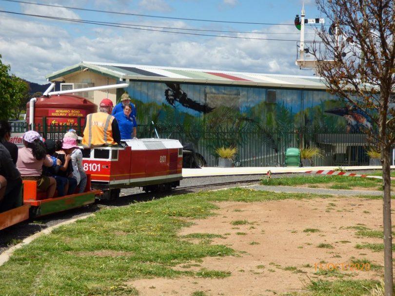 Canberra Miniature Railway